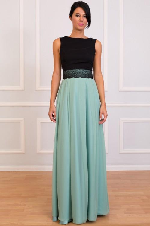 Hermosos vestidos largos para madrinas de bodas 2015 | AquiModa.com