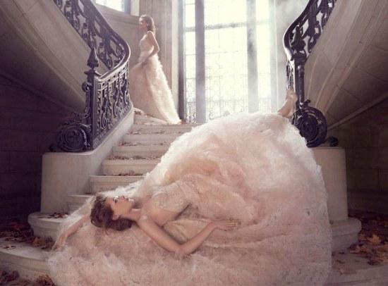 lazaro primavera vestidos novias