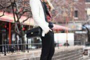 Atuendos Sofisticados y Elegantes con Vestidos o Pantalón para Invierno