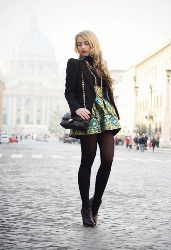 looks elegante sofisticado invierno