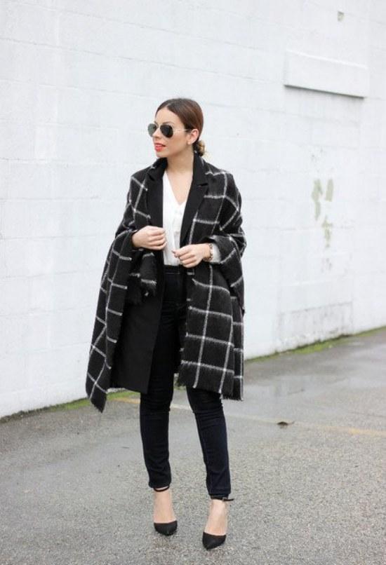 looks casuales elegantes invierno