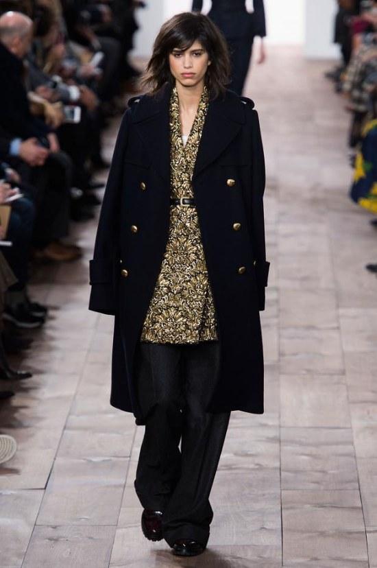 michael kors fashion week