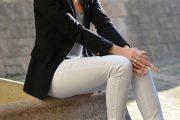 El mejor complemento para tu Outfit es el Blazer Negro