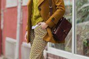 Looks y Outfits al Street Style de moda para el Invierno