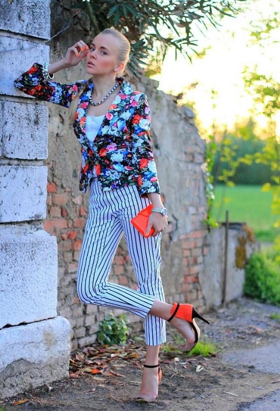 outfits casuales primavera verano
