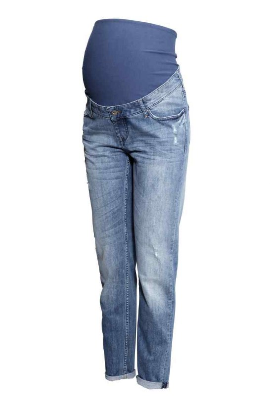 pantalones premama hm