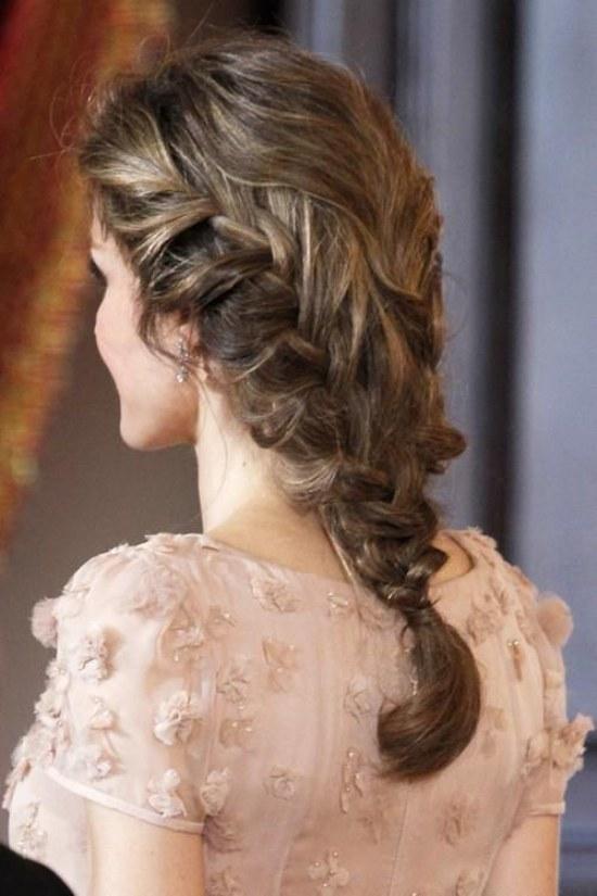peinados trenzas san valentin