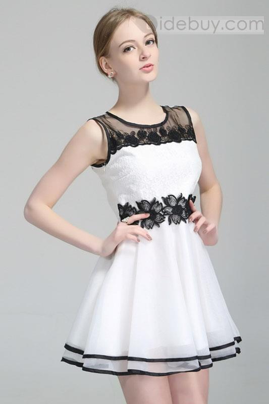 2b5278ea7 Modelos de vestidos cortos 2015 para cualquier ocasión