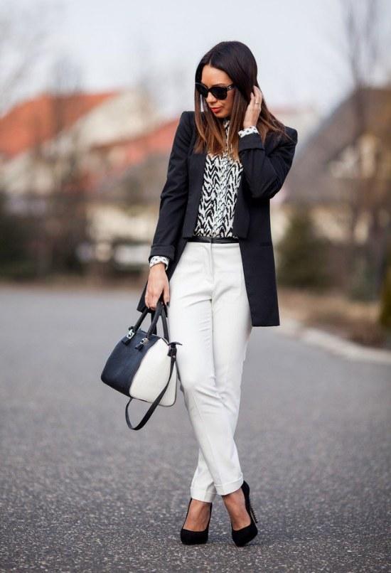 Más Outfits de Moda para ir a Trabajar como una verdadera Diva!