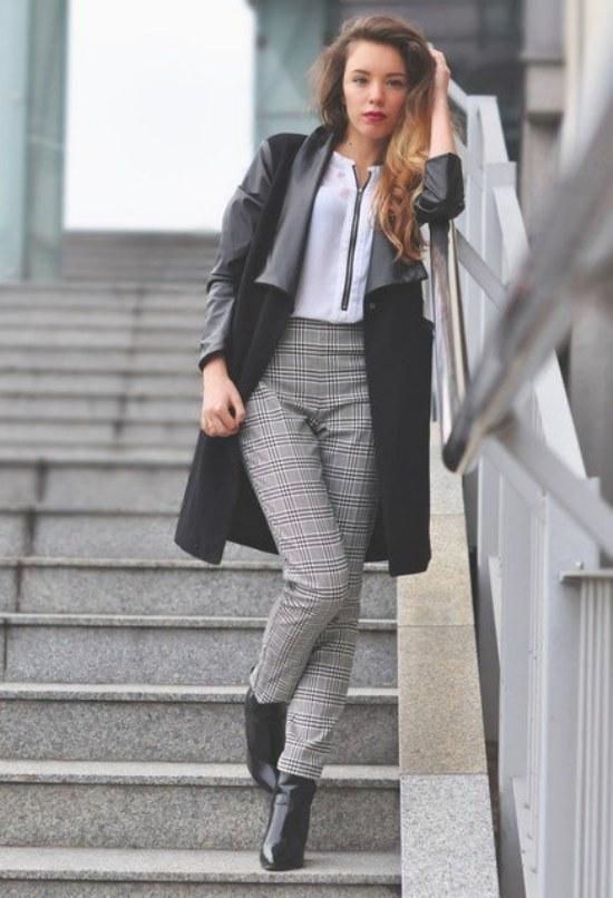 ropa de moda trabajar