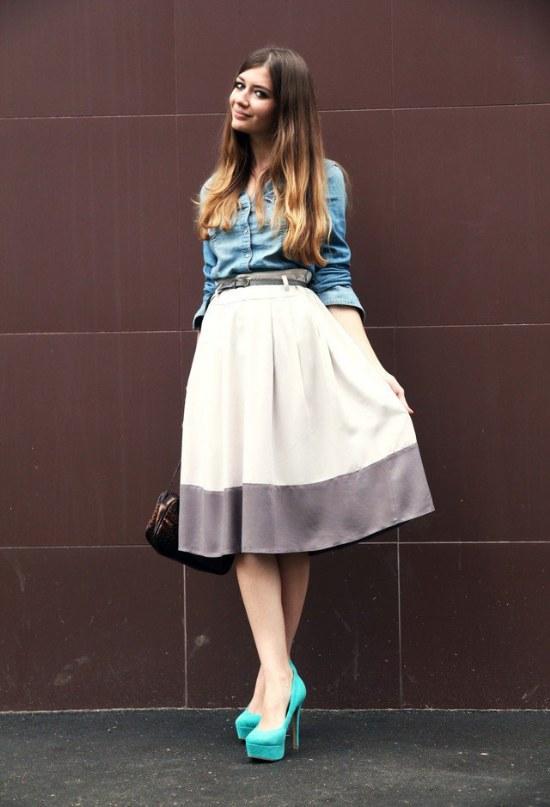 Los mejores Looks y Outfits para recibir la Primavera a la Moda!