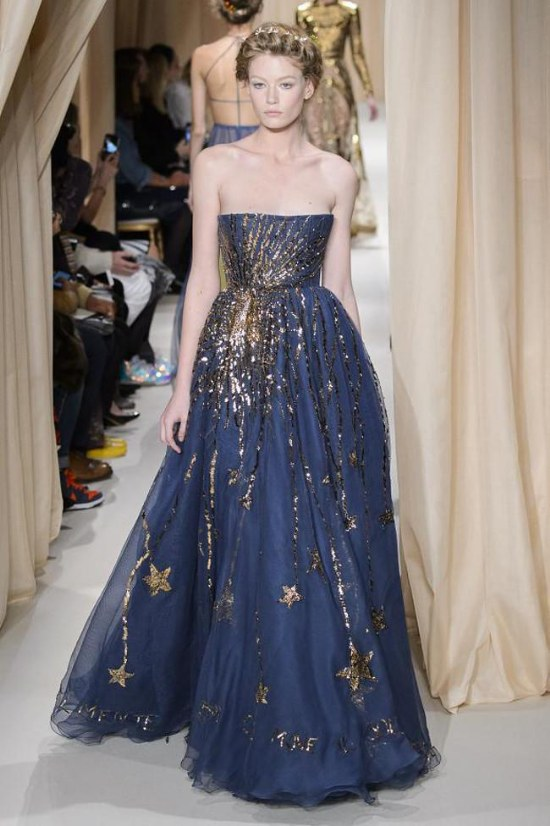 Colección Haute Couture para Primavera y Verano 2015 por Valentino