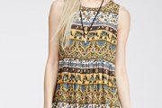 Vestidos Cortos con Estampado para Primavera 2015