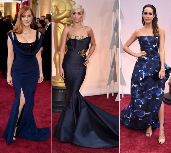 vestidos actrices oscar 2015
