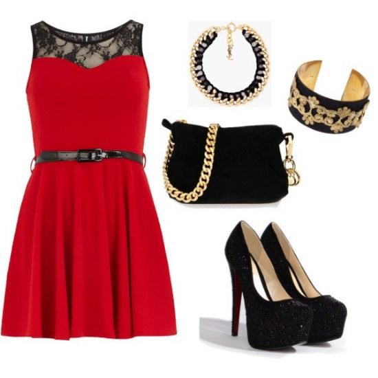 Outfits Para Elegantes Por Valentín Polyvore Con Vestidos San qGUzMSVp