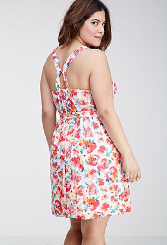 vestidos gorditas cortos moda