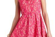 Hermosos vestidos cortos de fiesta 2015
