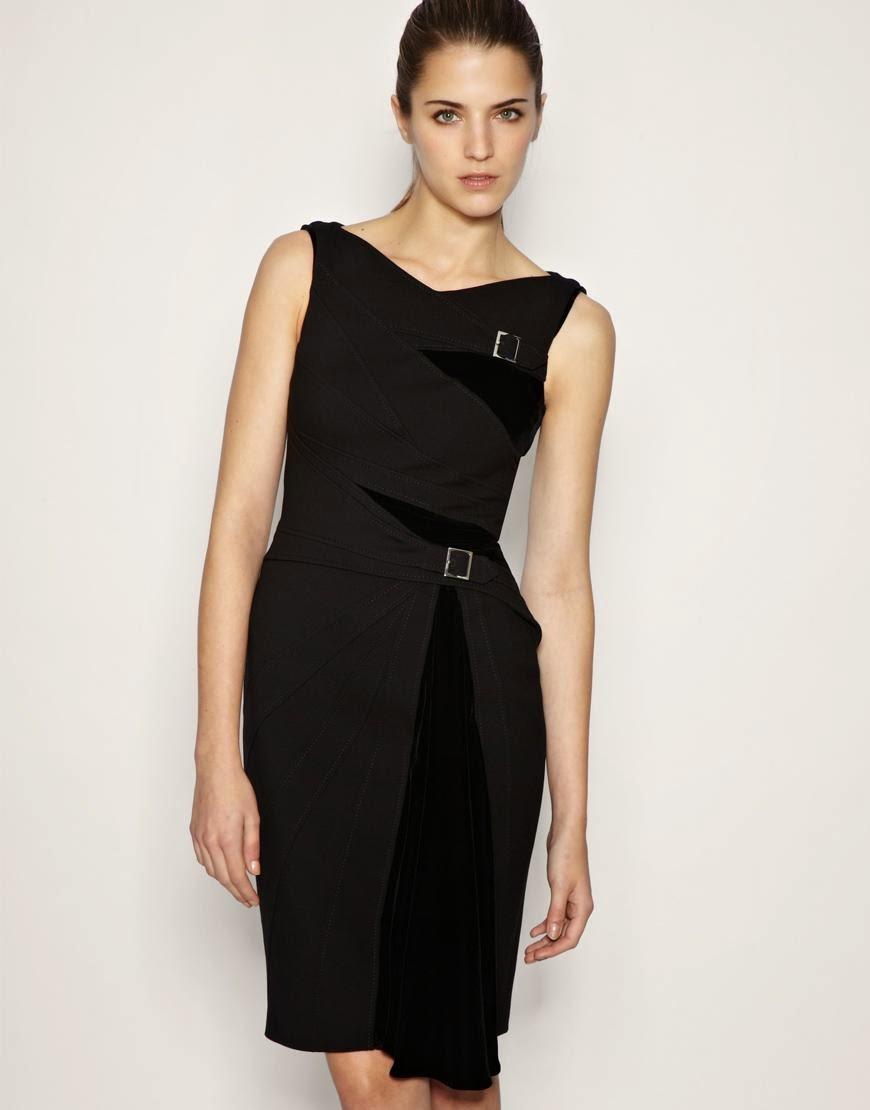 vestidos para oficina1