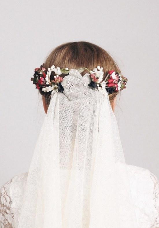 accesorios novias cabello