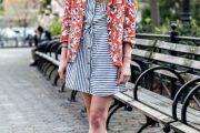 Completa tu Look y Outfit con un Blazer de Flores para esta Primavera