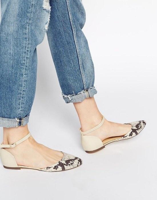 calzado moda primavera zapatos