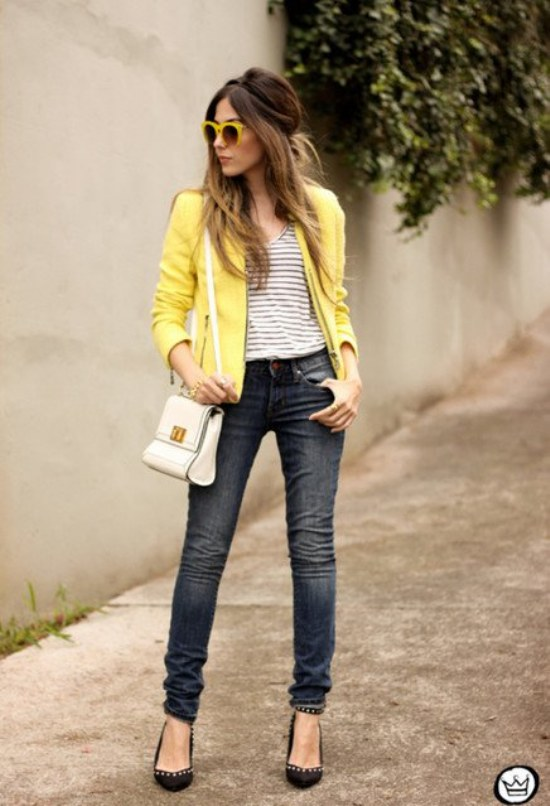 colores moda primavera ropa
