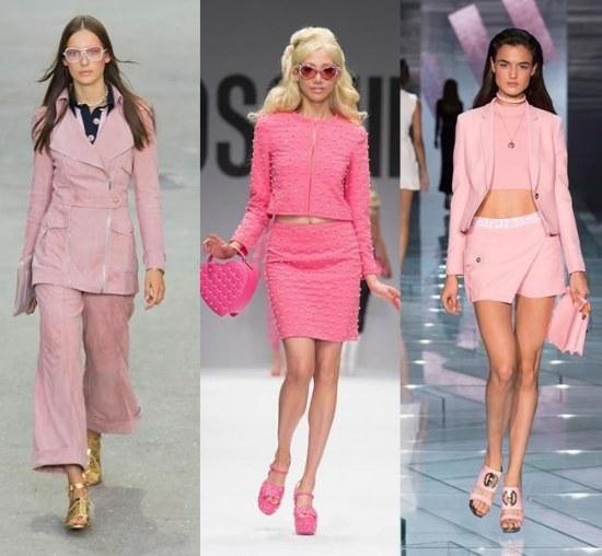 colores ropa moda primavera