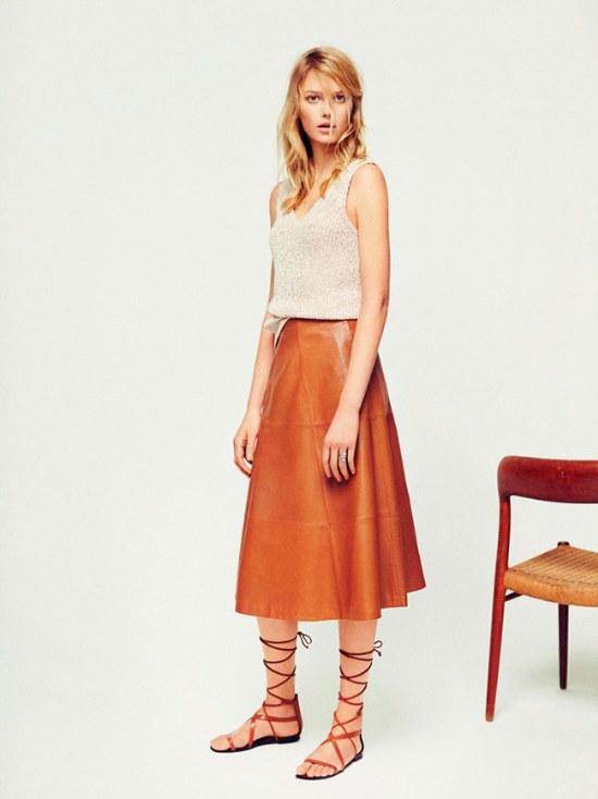 mango lookbook marzo moda