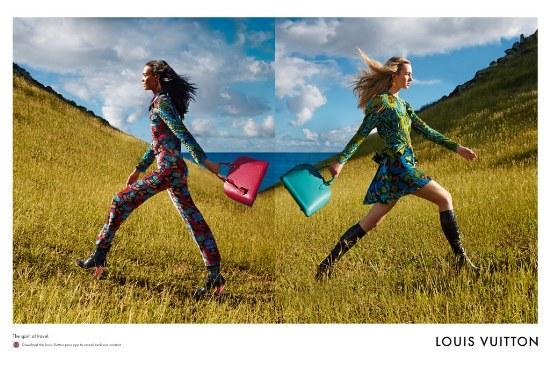 Colección de Louis Vuitton para Primavera y Verano 2015