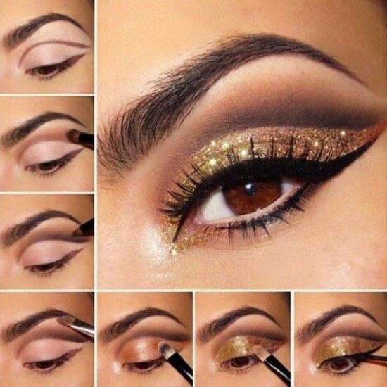 maquillaje ojos sombras primavera