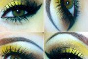 Espectaculares Maquillajes para Ojos con Sombras de Colores para la Primavera