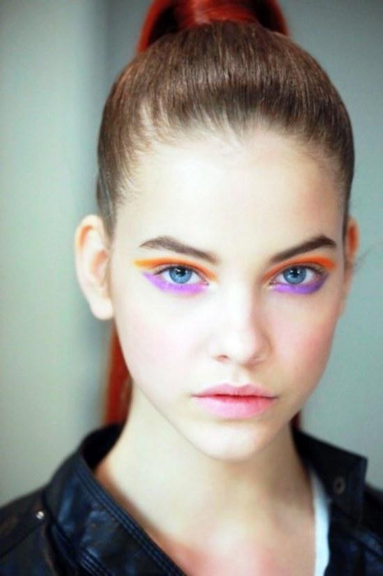 ideas maquillaje para primavera