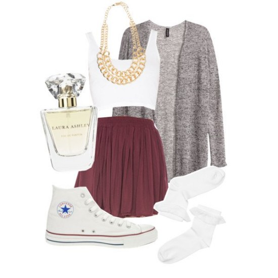 outfits zapatillas converse moda
