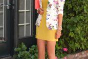Outfits con Ropa de Estampados de Flores para esta Primavera 2015