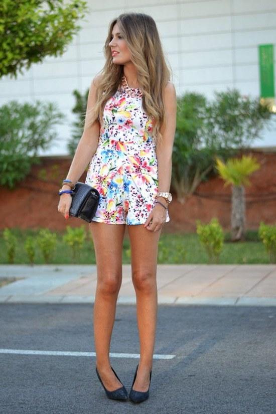 outfits moda primavera looks casual