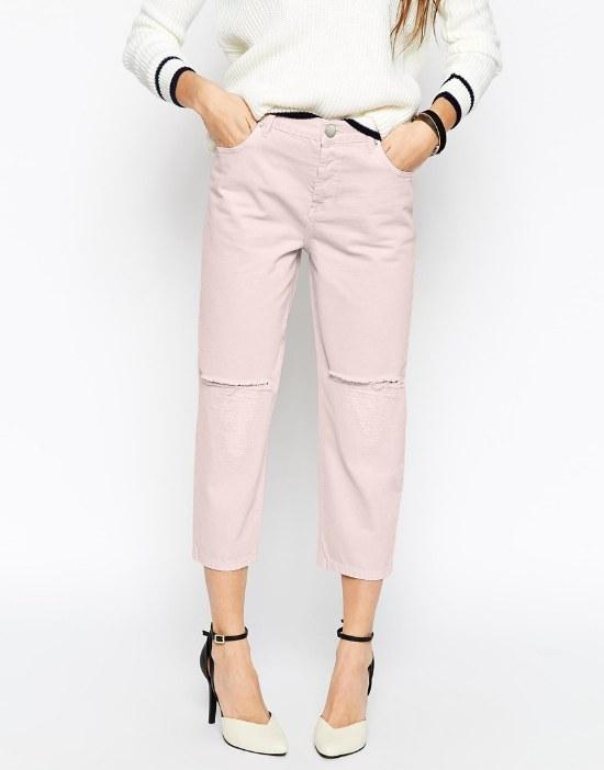 pantalones cortos arriba tobillos