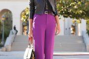 Luce a la Moda con un Pantalón Palazzo en esta Primavera 2015