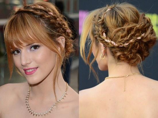 peinados moda primavera cabello