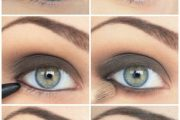Ideas de Maquillaje con Sombras para ojos para chicas de Ojos Verdes