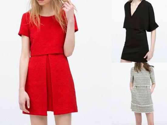 vestidos dos capas moda