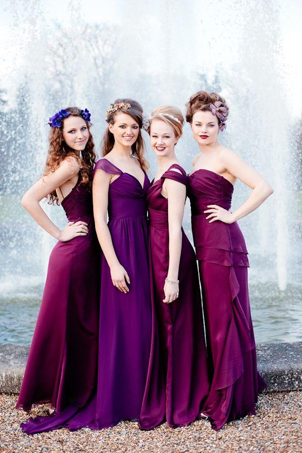Vestidos para damas de honor invierno 2015 – Vestidos de moda en España