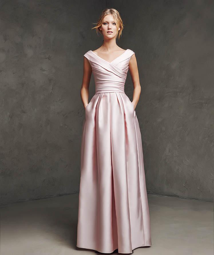 Vestidos perfectos para madrinas de bodas 2015