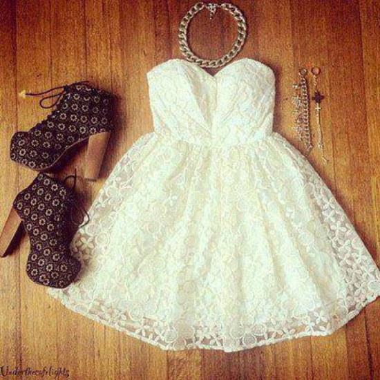 outfits vestidos faldas fiestas primavera