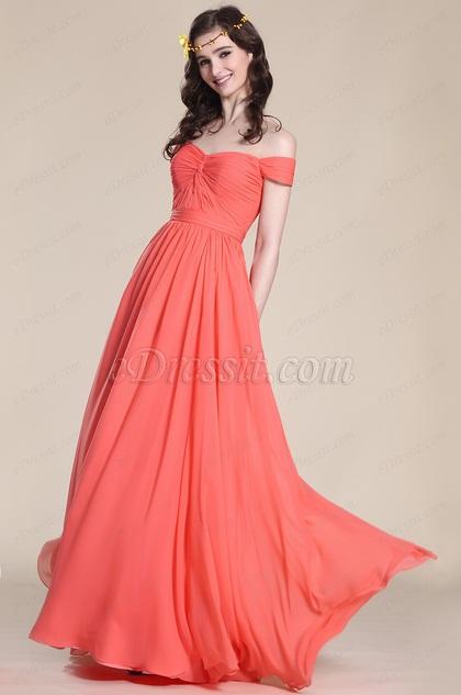 299a10edd5 Vestidos largos para damas de novia – Vestidos para bodas