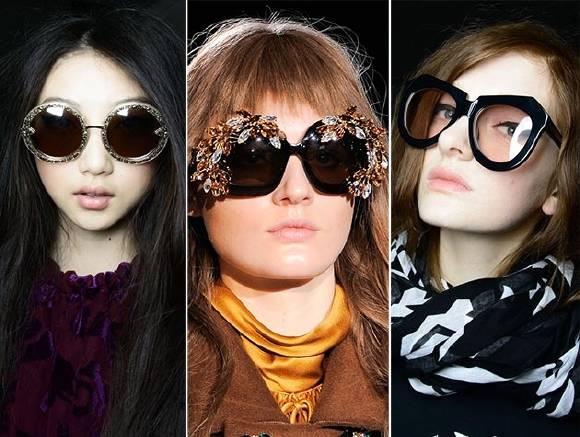 Nuevos lentes de moda otoño invierno