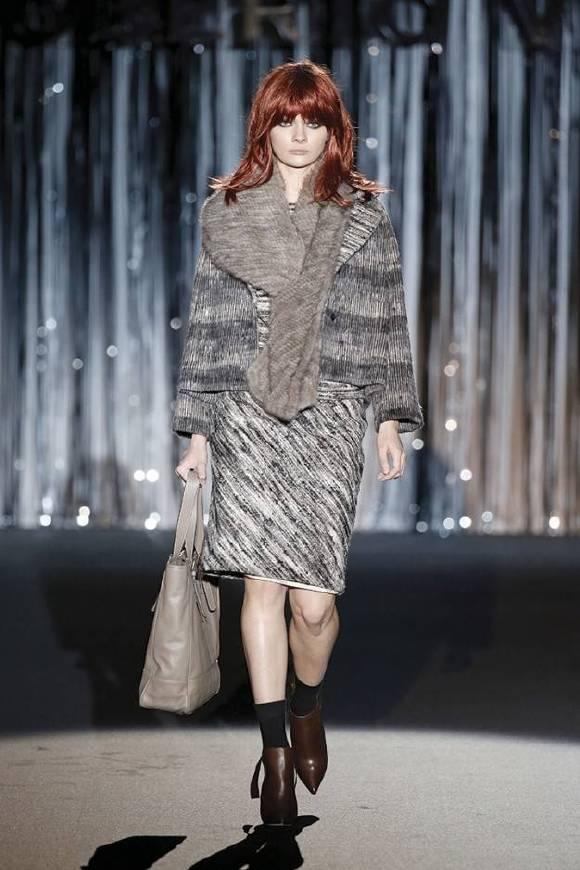 Tendencia de moda otoño invierno