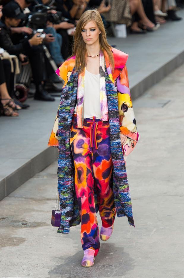 ropa de damas estilo tweed