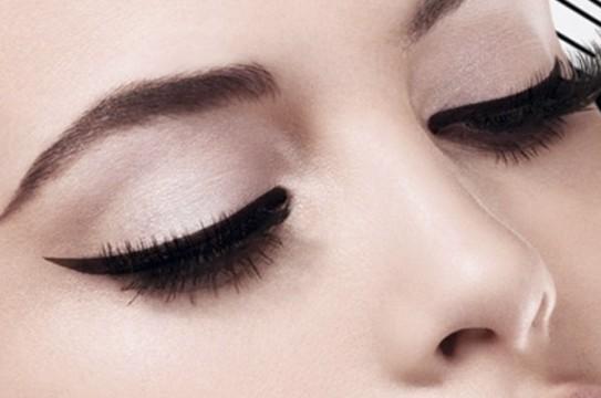 maquillaje estilo cat eye