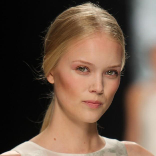 peinado natural tendencia de moda