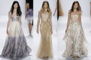 Vestidos de Fiesta New York Fashion Week